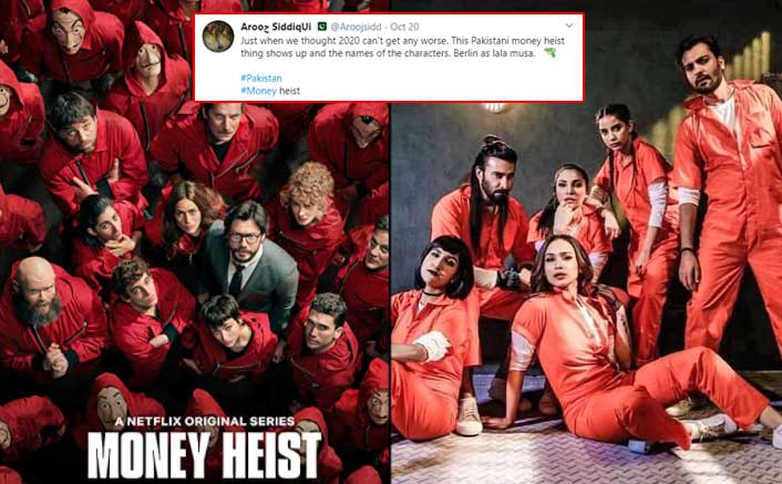 Money Heist Gets Pakistani Version As '50 Crore', Internet REACTS!