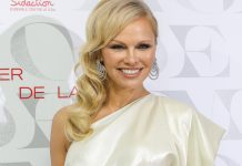 Pamela Anderson Reveals She Hasn't Seen Her Youngest Son Due To Coronavirus Pandemic