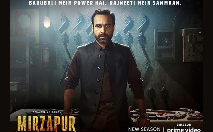 Pankaj Tripathi on 'Mirzapur' role: People know me as Kaleen bhaiya