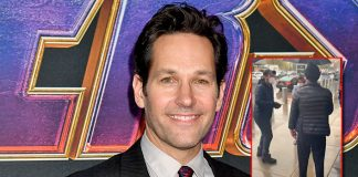 Paul Rudd Is Indeed A Superhero, The Ant-Man Actor Hands Out Cookies To Voters In Brooklyn Amid Rains