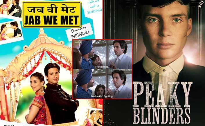 """Peaky Blinders X Jab We Met: Aditya Tells Geet's Family, """"No Fookin' Fighting"""" & We Can't Stop Laughing"""