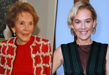 Penelope Ann Miller To Step Into The Shoes Of First Lady Nancy Reagan In Former President Ronald Reagan Biopic