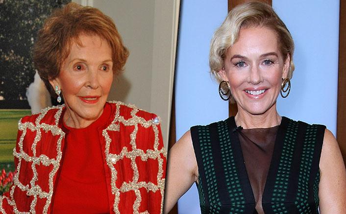 Penelope Ann Miller To Play First Lady Nancy Reagan In Former POTUS Ronald Reagan's Biopic