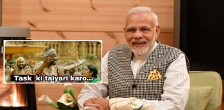 PM Narendra Modi Announces Nation Address At 6, Memers Get Ready For A New Task