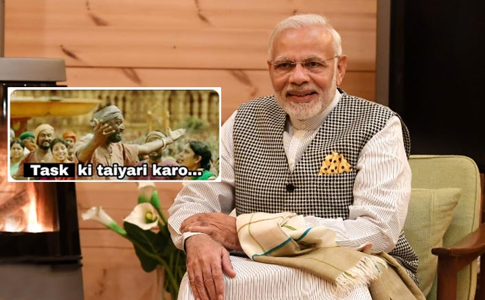 PM Narendra Modi To Address Nation At 6 PM & It's Raining Memes On The Internet!