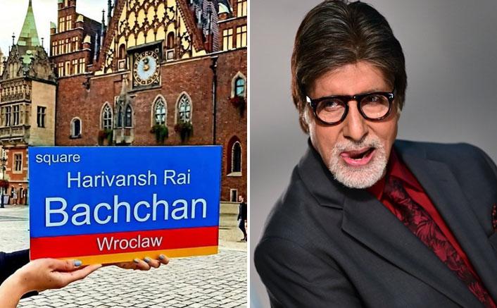 Polish city Wrocklaw names square after Big B's father Harivansh Rai Bachchan