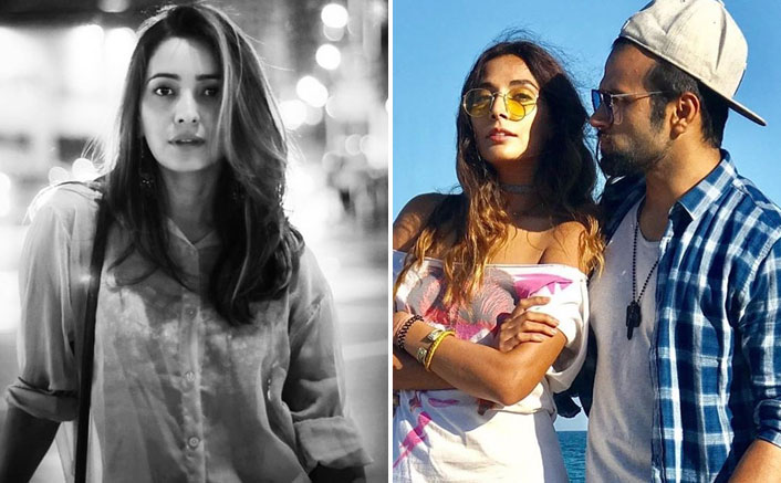 Post Asha Negi Split, Rithvik Dhanjani Sparks Dating Rumours With Monica Dogra With Latter's 'I Love You' Post
