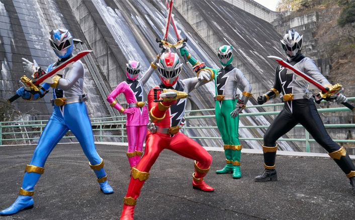 Power Rangers Are Coming Back, New Films & TV Adaptations In Works! (Pic credit: Still from episode)