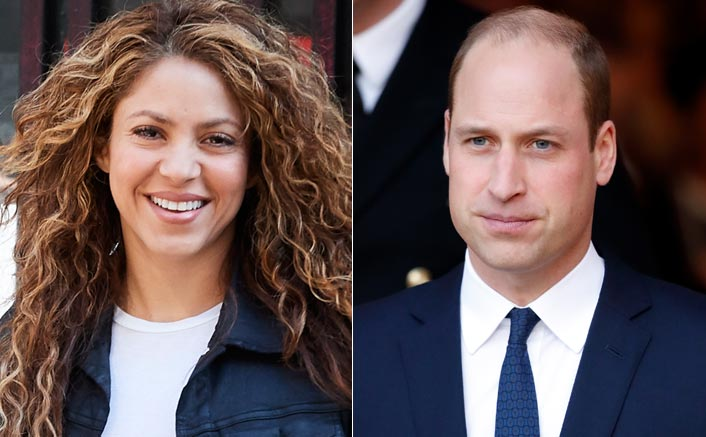 Prince William Is In Awe Of Shakira's Skateboarding Skills, Colombian Singer Doesn't Believe He Has Seen That!