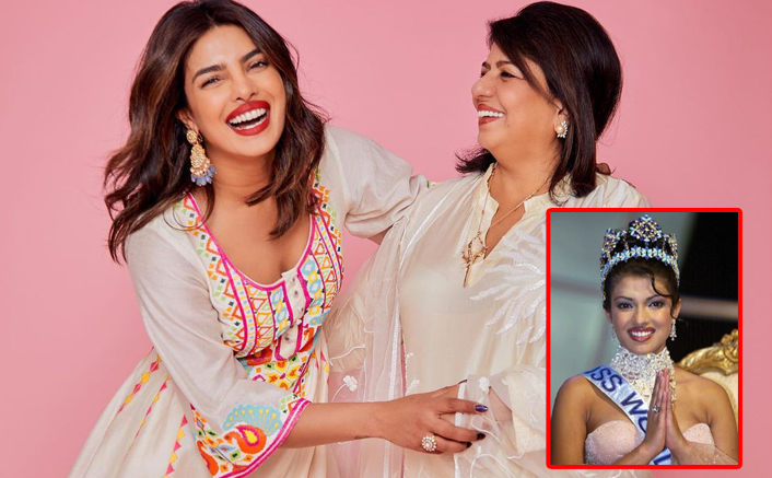 Priyanka Chopra Reveals The First Thing Mother Madhu Chopra Said After She Won The Miss World Crown & It Is Funny AF