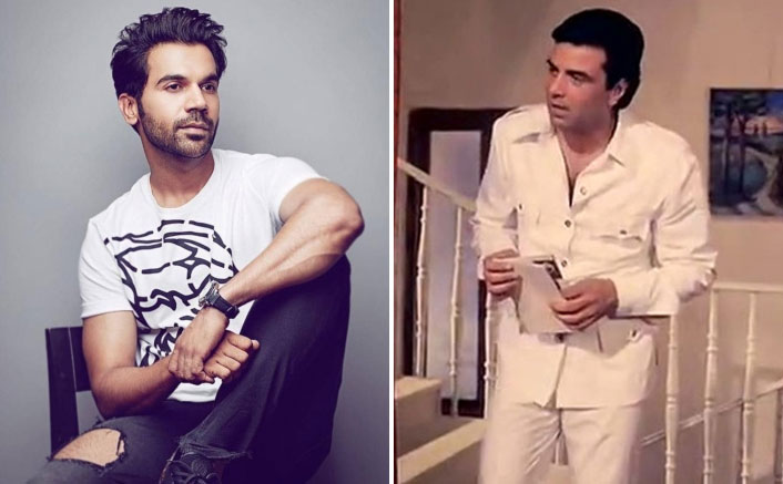 Rajkummar Rao To Step Into The Shoes Of Dharmendra For Chupke Chupke Remake?