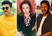 Ram Charan, Prabhudeva, Farah Khan to host digital para dance show