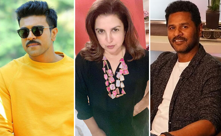 Ram Charan, Prabhudeva & Farah Khan Unite For This SPECIAL Reason!