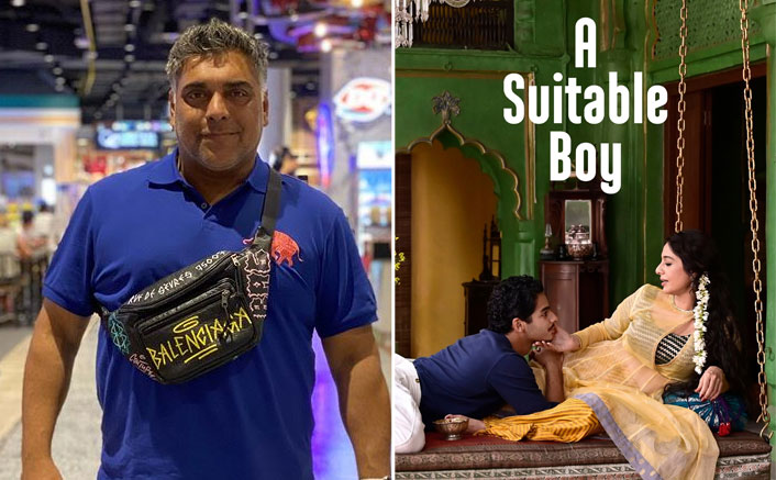 """Ram Kapoor On Working With Ishaan Khatter In Mira Nair's A Suitable Boy: """"He Is Such A Fun Person To Have Around""""(Pic credit: Instagram/iamramkapoor)"""