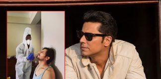 Randeep Hooda gets tested for Covid ahead of film shoot in Haryana