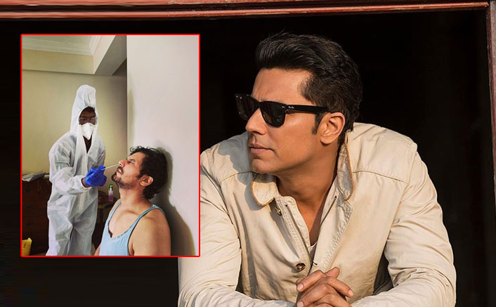 Randeep Hooda Gets Tested For COVID-19 Before Starting Shooting Of Unfair & Lovely