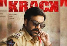 Ravi Teja resumes shooting for 'Krack'
