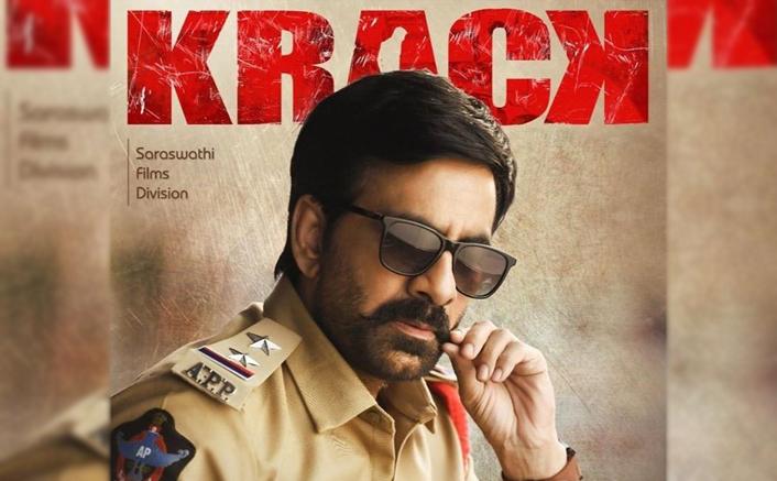 Krack: Ravi Teja Gets Back On The Sets With Shruti Haasan