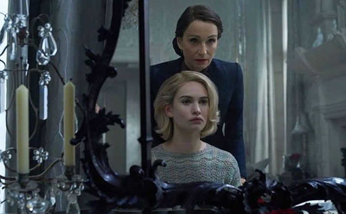 Rebecca Movie Review: Lily James & Armie Hammer Have Seductive Chemistry, But That's It!