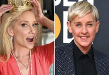 Relationship With Ellen DeGeneres Cost Anne Heche A Multimillion-Dollar Picture Deal!