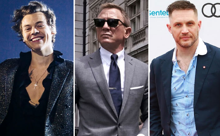 Sorry Harry Styles & Tom Hardy Fans, Daniel Craig's James Bond Replacement Is NOT Found Yet!