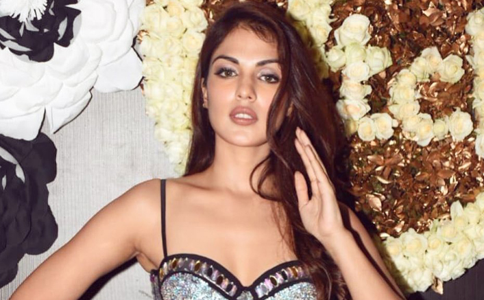Rhea Chakraborty Spotted As She Exits Byculla Jail & Heads Home