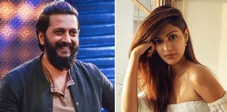 Rhea Chakraborty Files Complaint Against Neighbour Spreading Rumours, Riteish Deshmukh Hails Her For Taking A Stand