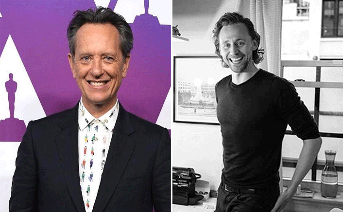 Richard E Grant Looks Intense As Loki; Tom Hiddleston Fans, Take A Look!(Pic credit: Instagram/twhiddleston, richard.e.grant)