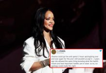 Rihanna Receives Massive Backlash On Twitter For Using Hadith Verses At Her Fashion Show