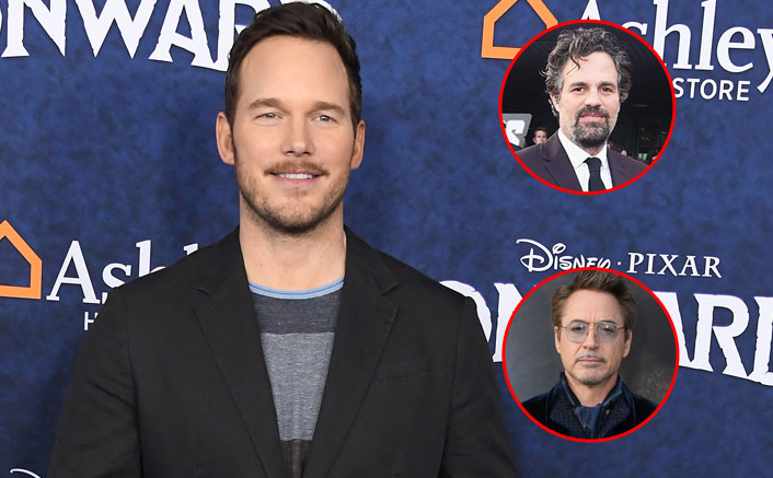 Robert Downey Jr & Mark Ruffalo Comes In Support Of Co-Actor Chris Pratt; After He's Tagged As The Worst 'Chrises In Hollywood'