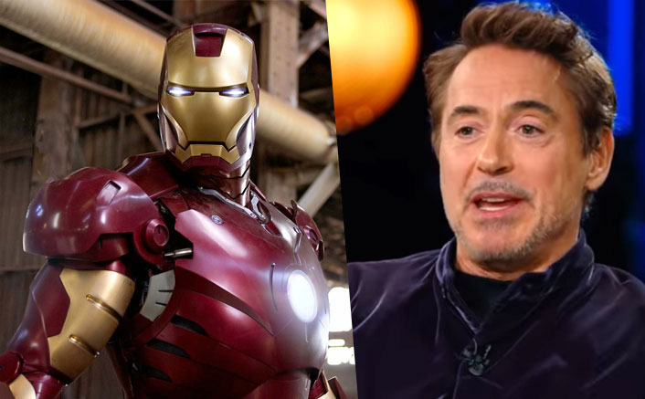 Robert Downey Jr Reveals He Faced THIS Difficulty With Iron Man Helmet, WATCH
