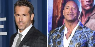 Ryan Reynolds Wraps Red Notice & Shares A Hilarious Post With Dwayne Johnson; Thanks Cast & Crew Too!