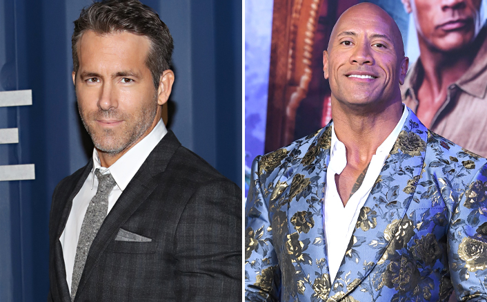 Ryan Reynolds Wraps Up Red Notice Shoot & Shares A Hilarious Post For Dwayne Johnson; Thanks Cast & Crew Too!