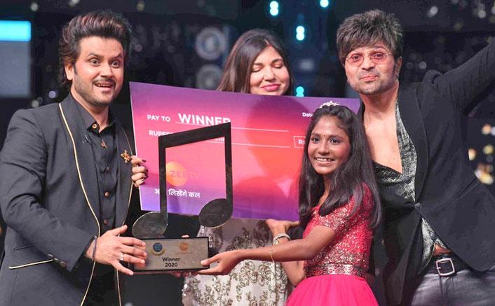 Sa Re Ga Ma Pa Li'l Champs: Aryananda Babu Takes The Trophy Home, Wins A Whopping Cash Prize!