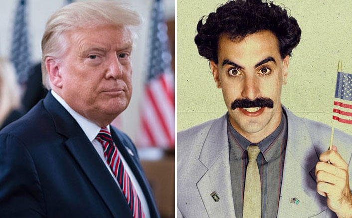 "'Borat' Sacha Baron Cohen SLAMS Donald Trump: ""You'll Need A Job After 20th January 2021, Let's Talk!"""