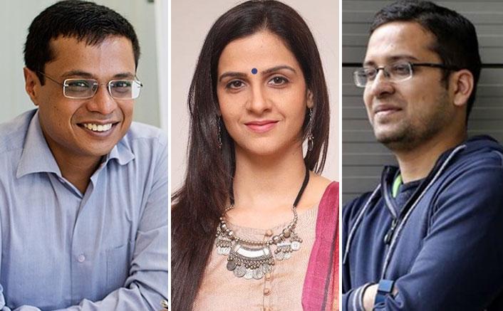Sachin & Binny Bansal's Flipkart Saga Inspires A Web Series, Deets Inside!