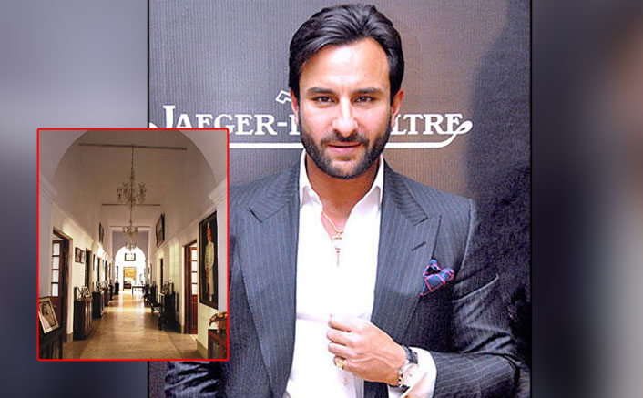"Saif Ali Khan's Pataudi Palace Worth 800 Crore Has Been A Struggle In Itself: ""It Has Been Earned Back Through Money From Films"""