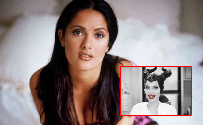 Salma Hayek Plans To Turn Into Maleficent This Halloween & We're Already Waiting For Angelina Jolie's Reaction!