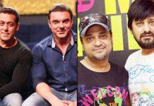 Salman Khan, Sohail Khan & Sajid Looked Up At The Moon Feeling Wajid Is Watching Them - EMOTIONAL Moment From Radhe's Sets