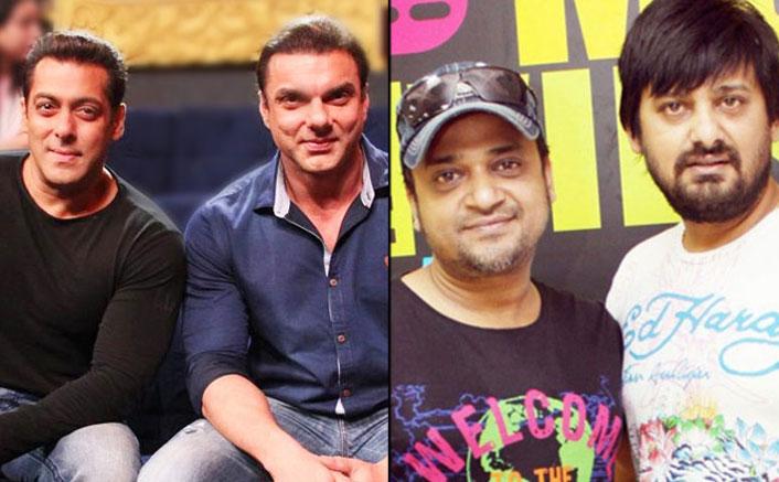 Salman Khan, Sohail Khan & Sajid Looked Up At The Moon Feeling Wajid Is Watching Them – EMOTIONAL Moment From Radhe's Sets