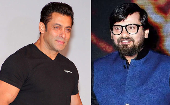 Salman Khan Celebrates Late Wajid Khan's Birth Anniversary Along With Sajid & Sohail Khan, Watch!