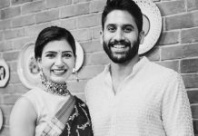 Samantha Akkineni posts wedding anniversary wish for hubby Naga Chaitanya
