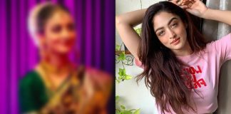 Sandeepa Dhar turns on the Desi Marathi swag for the first time