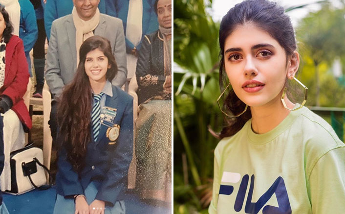 Sanjana Sanghi's Then & Now Transformation Is Almost Unrecognisable, Check Out Her Teen Version!