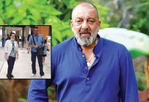 Sanjay Dutt Spotted Amid Cancer Treatment, Fans Worried Over Baba's Drastic Weight Loss