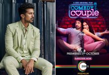 Saqib Saleem delights fans and critics yet again with Comedy Couple