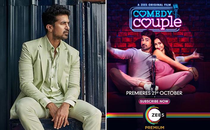 Comedy Couple: Saqib Saleem Wins Fans & Critics' Praises With His Comic Timing  (Pic credit: Instagram/saqibsaleem)