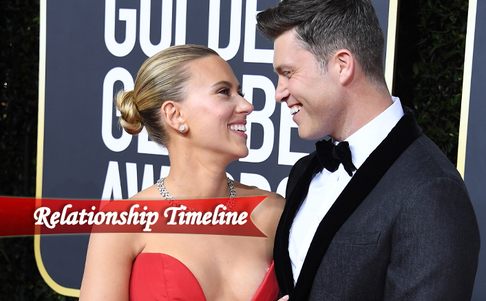 Scarlett Johansson & Colin Jost's Relationship Timeline: Blooming Love With The Unique Wingman 'Saturday Night Live'