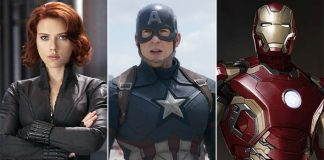 Scarlett Johansson's Black Widow To Reunite Captain America & Iron Man With Natasha Romanoff One Last Time?