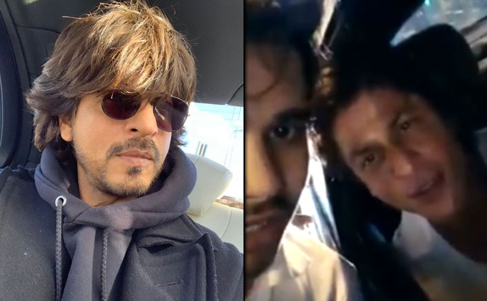 Shah Rukh Khan Records An 'I Love You' Message For An Emotional Fan In This Throwback Video, WATCH!